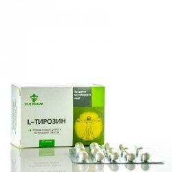 L-Tyrozyna, 400 mg 50 kaps., Elit-pharm