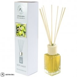 Aromadyfuzor Bergamot, Dyfuzor Zapachu, 100% Naturalne Olejki, Aromatika