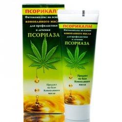 Balsam na Łuszczycę z Olejem Konopnym Psorikalm, 80 ml
