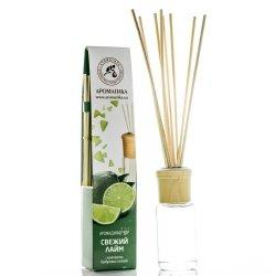 Dyfuzor Zapachu Orzeźwiająca Limonka, Aromatika