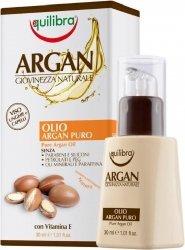 Arganowy Olejek 100% Czysty, Equilibra, 30ml