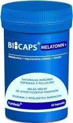 BICAPS Melatonin (Melatonina+Chmiel+Męczennica), Formeds