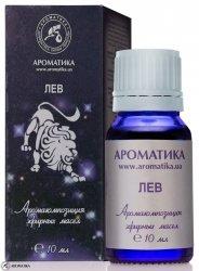 Lew Kompozycja Olejków Aromaterapeutyczna dla Znaku Zodiaku, 100% Naturalna