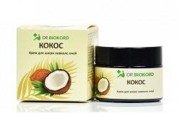 Krem do Skóry Wokół Oczu Kokosowy, Dr.Biokord