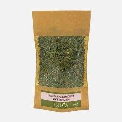Herbatka Konopna z Czystkiem 20 g, India Cosmetics
