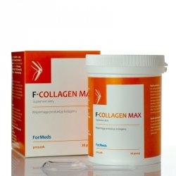 ForMeds F-COLLAGEN MAX, Kolagen z Witaminami, Suplement Diety