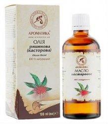 Olej Rycynowy, 100% Naturalny, Aromatika