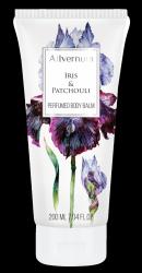 Iris & Patchouli Perfumowany Balsam do Ciała, Allvernum