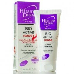 Krem do Rąk Nawilżająco - Odmładzający Hirudoderm Bio Active Hand
