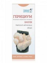 Капли Грибная Аптечка Герициум (Hericium erinaceus) 100мл
