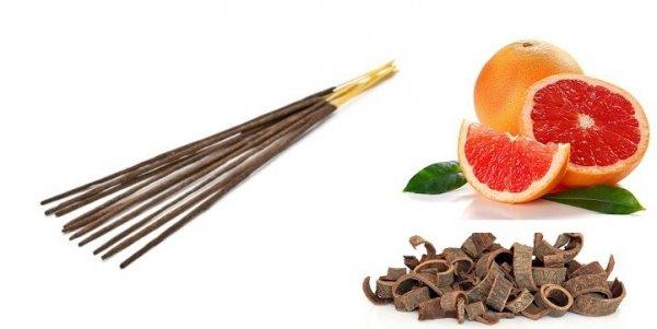 Incense Sticks Rosewood-Grapefruit, Aromatika