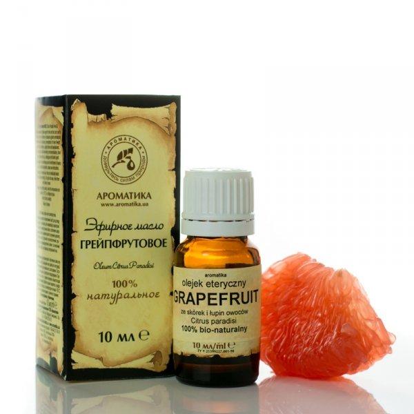 Grapefruit Essential Oil, Aromatika