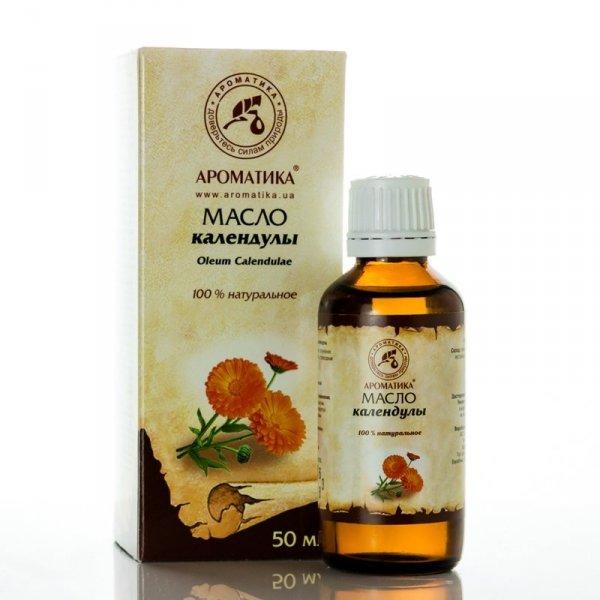 Calendula Natural Oil, Aromatika