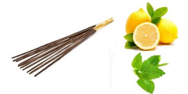 Incense Sticks Lemon & Melissa, Aromatika
