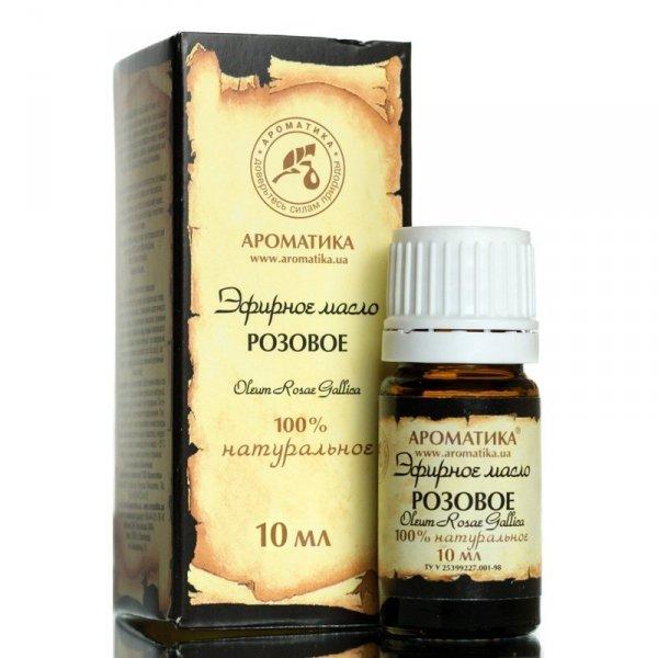 Rose Essential Oil, 100% Pure