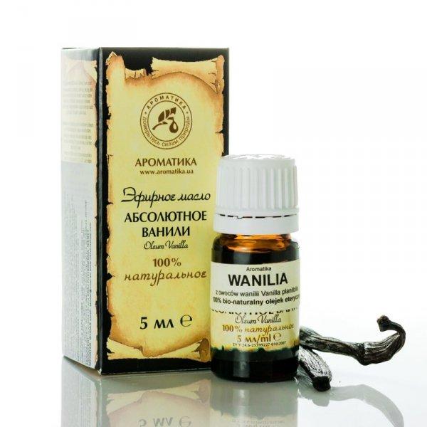 Vanilla Essential Oil, Aromatika