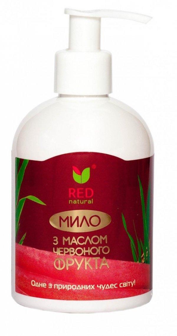 Mydło w Płynie z Olejem z Czerwonych Owoców, 250 ml