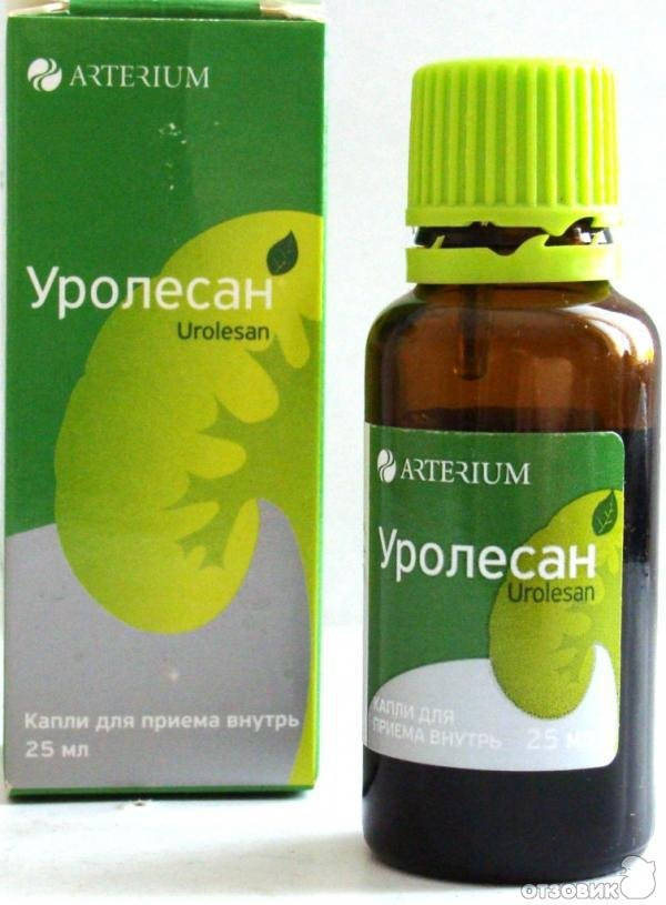 Urolesan (Urolesanum), 25 ml