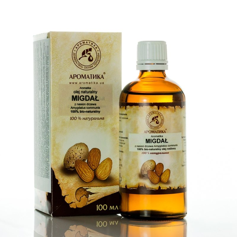 Sweet Almond Natural Oil, Aromatika