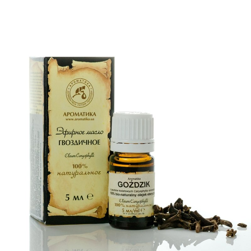 Clove Essential Oil, 100% Pure Natural Aromatika
