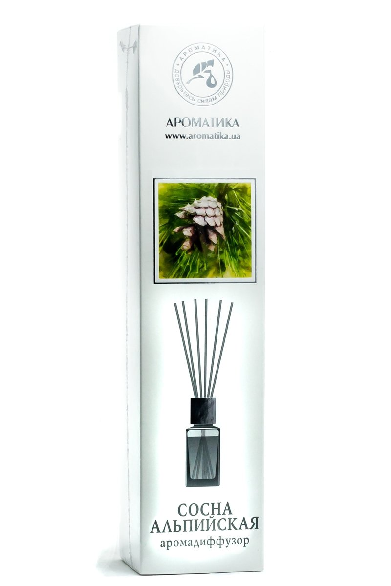 "Reed Diffuser ""Alpine Pine"" 100ml"