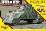 Mirage 835091 1/35 [MODEL SET] 'KUBUŚ' (Warsaw'44 Uprising Armoured Car)