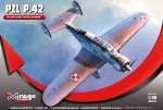Mirage 481320 1/48 PZL P.42  [ POLISH LIGHT DIVING BOMBER]