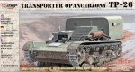 Mirage 72608 1/72 TP-26 Armoured Personnel Carrier