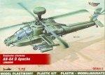 Mirage 72054 1/72 AH-64D Apache Longbowe śmigłowiec szturmowy