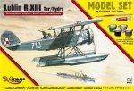 Mirage 848091 1/48 [MODEL SET]  Lublin R.XIII Ter / Hydro  [Polski Morski Samolot Rozpoznawczy]