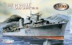 Mirage 400614 1/400 ORP 'GROM' – wz.40  [Polski Niszczyciel II WŚ]