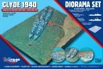 Mirage 401002 1/400 [DIORAMA SET] CLYDE 1940  (SZKOCJA, UJŚCIE RZEKI CLYDE)