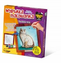 Mirage 62015 [Wypukła Malowanka] KOT – TURECKI VAN
