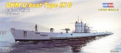 Hobby Boss WG87007 1/700 DKM U-Boat Type IXC
