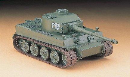 Hasegawa MT55 1/72 Pz.Kpfw. VI TIGER I ausf. E 'HYBRID' (German Army)