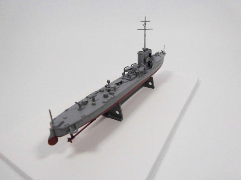 Mirage 840062 1/400 [MODEL SET]  ORP 'MAZUR' 1939 (Polski Okręt Artyleryjski)