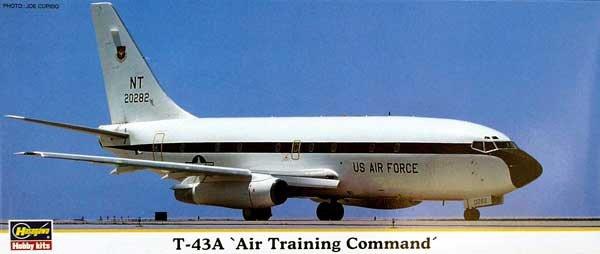Hasegawa 10632 1/200 T-43A 'Air Training Command'