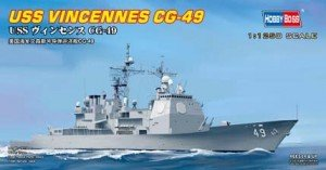 Hobby Boss WW82502 1/1250 USS Vincennes CG-49