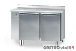 Stół chłodniczy bez agregatu z płytą wierzchnią nierdzewną DM 90002 1125x600x850