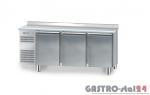 Stół chłodniczy piekarniczy z płytą wierzchnia nierdzewną DM 94007 2050x800x850