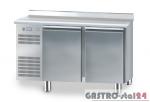 Stół chłodniczy piekarniczy z płytą wierzchnią nierdzewną DM 94001 1475x800x850