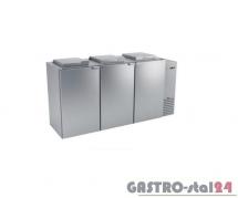 Schładzarka na odpady (z dnem nieizolowanym) BLO-3240 2580x866x1286 3x240 L
