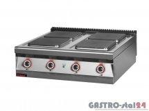 Kuchnia elektryczna 4-płyty 900.KE-4, 900x900x280