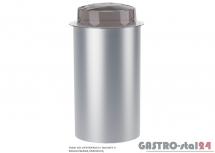 Tuba do dystrybucji talerzy z regulowaną średnicą DM 94976/3