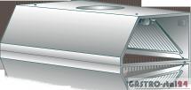 Okap wyciągowy przyścienny DM-S 3601 1000x1000x400
