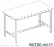 Stół do pracy z płytą poliamidową DM 3160 (1000x700x850)