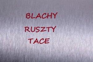 Blacy/Ruszty/Tace