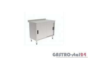 Stół z szafką z drzwiami suwanymi GT 3118 1200x600x850mm