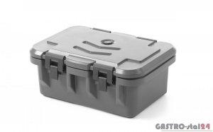 Pojemnik termoizolacyjny Cateringowy GN 1/1 - ładowany od góry