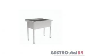 Stół z basenem GT 3235 1000x600x850mm, komora:300mm
